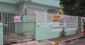 Barrio Obrero Calle Urdaneta detrás Universidad Sagrado Corazón,San Juan $150k